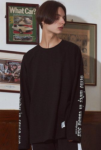 [크럼프] Crump causa long sleeve tee(CT0100-1)