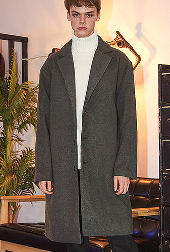 [크럼프] Crump over-fit classic coat (CO0013-2)