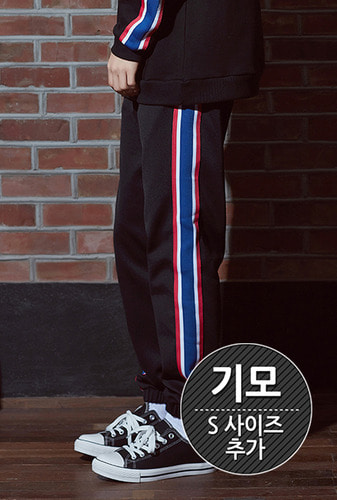 [크럼프] [기모] Crump supremacy jogger pants(CP0027)