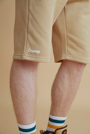 Crump solid cotton short pants (CP0001) 7컬러