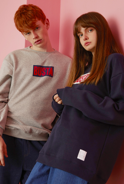 Crump busta sweat shirt (CT0003) 4컬러