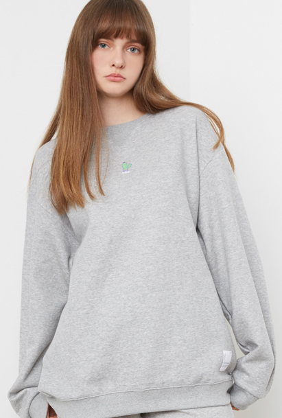 Crump cactus sweat shirt (CT0022) 2컬러
