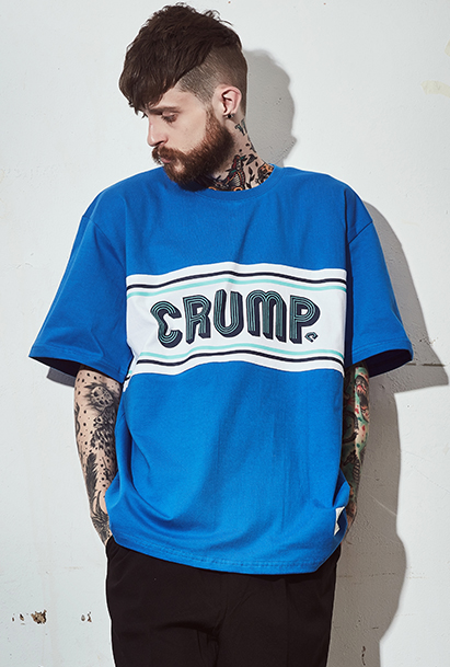 [크럼프] Crump line logo tee(CT0091-2)