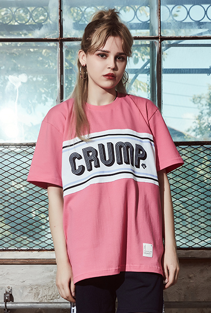 [크럼프] Crump line logo tee(CT0091-3)
