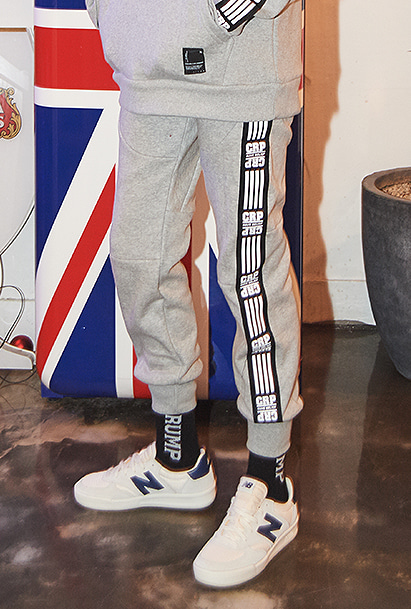 [크럼프] Crump jiggy jogger  pants (CP0033-1)