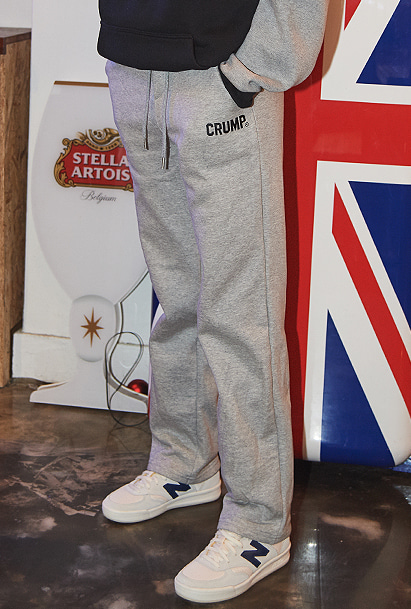 [크럼프] Crump tailored sweat  pants (CP0034-1)