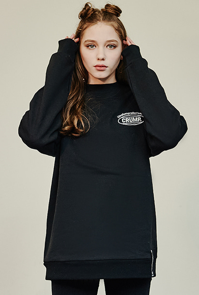 [크럼프] Crump classic sweat shirt (CT0124)