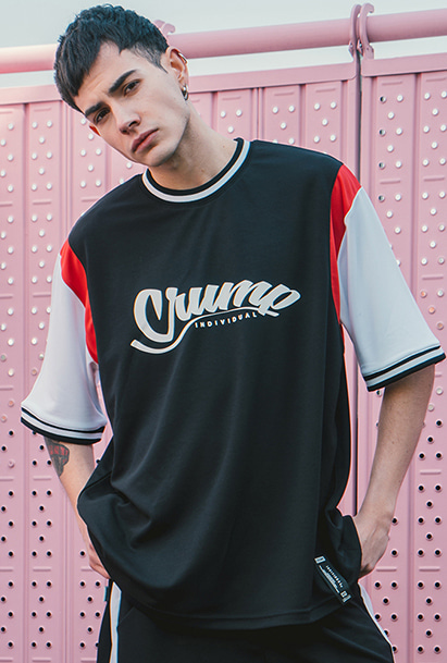 [크럼프] Crump mesh invincible jersey (CT0151)