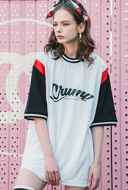[크럼프] Crump mesh invincible jersey (CT0151-1)