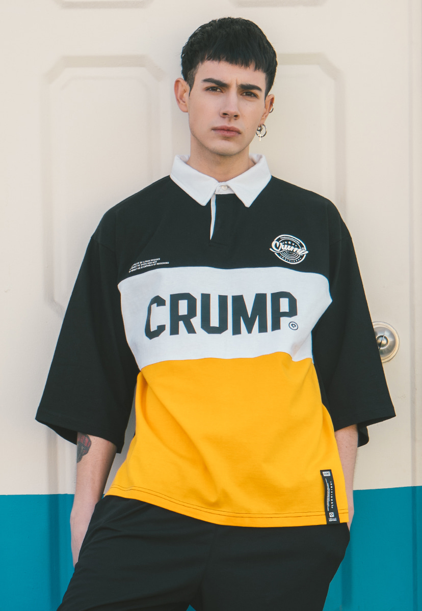 [크럼프] Crump rugby tee (CT0142)