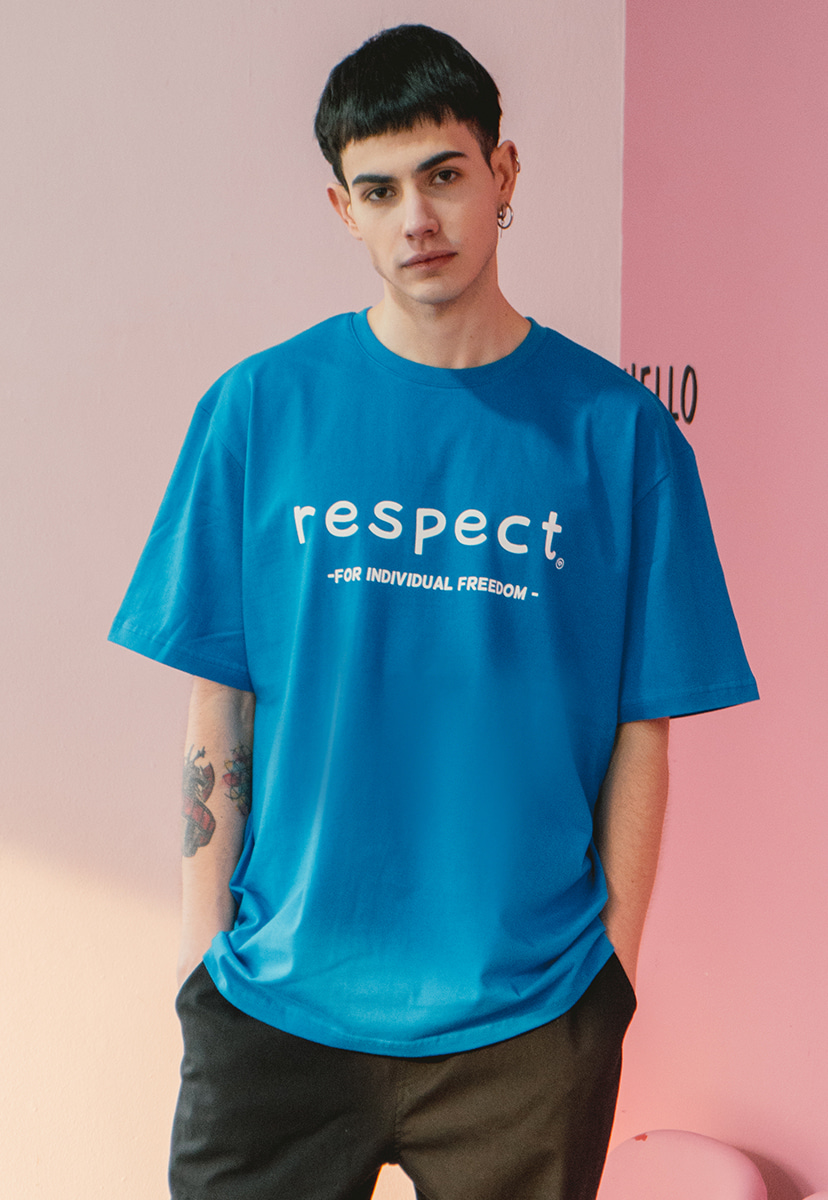 [크럼프] Crump respect tee (CT0143-2)