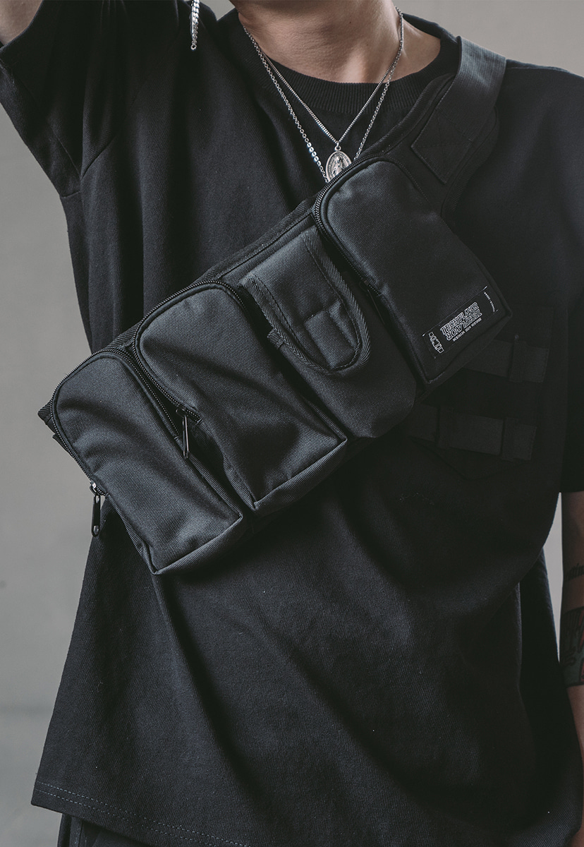 [크럼프] Tech flavor extended cross bag(TA0002)