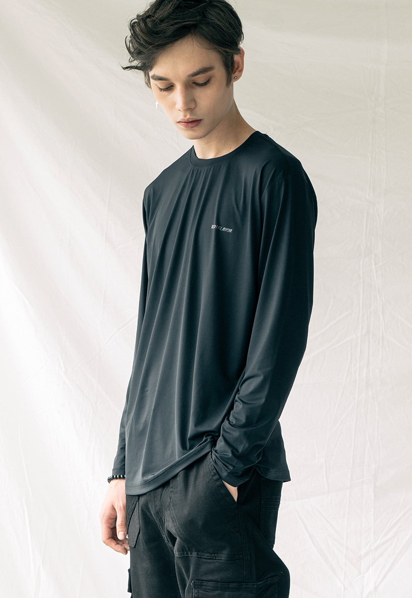 [크럼프] Techflavor optimize cool teck long sleeve tee (TT0009)