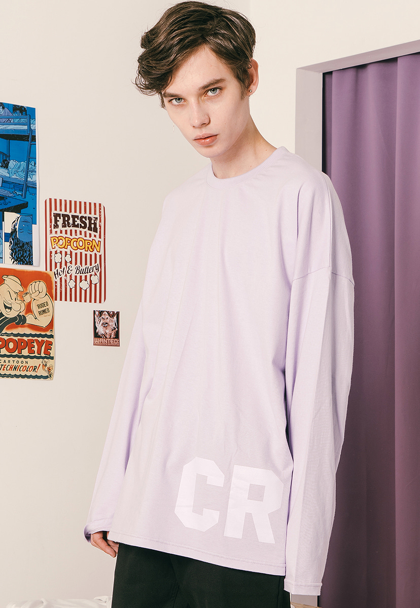 [크럼프] Crump permeate long sleeve tee (CT0168-1)