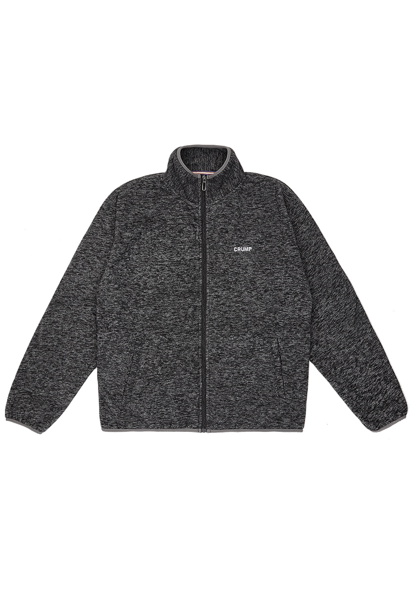 [크럼프] Crump longer fleece zipup (CO0023-3)