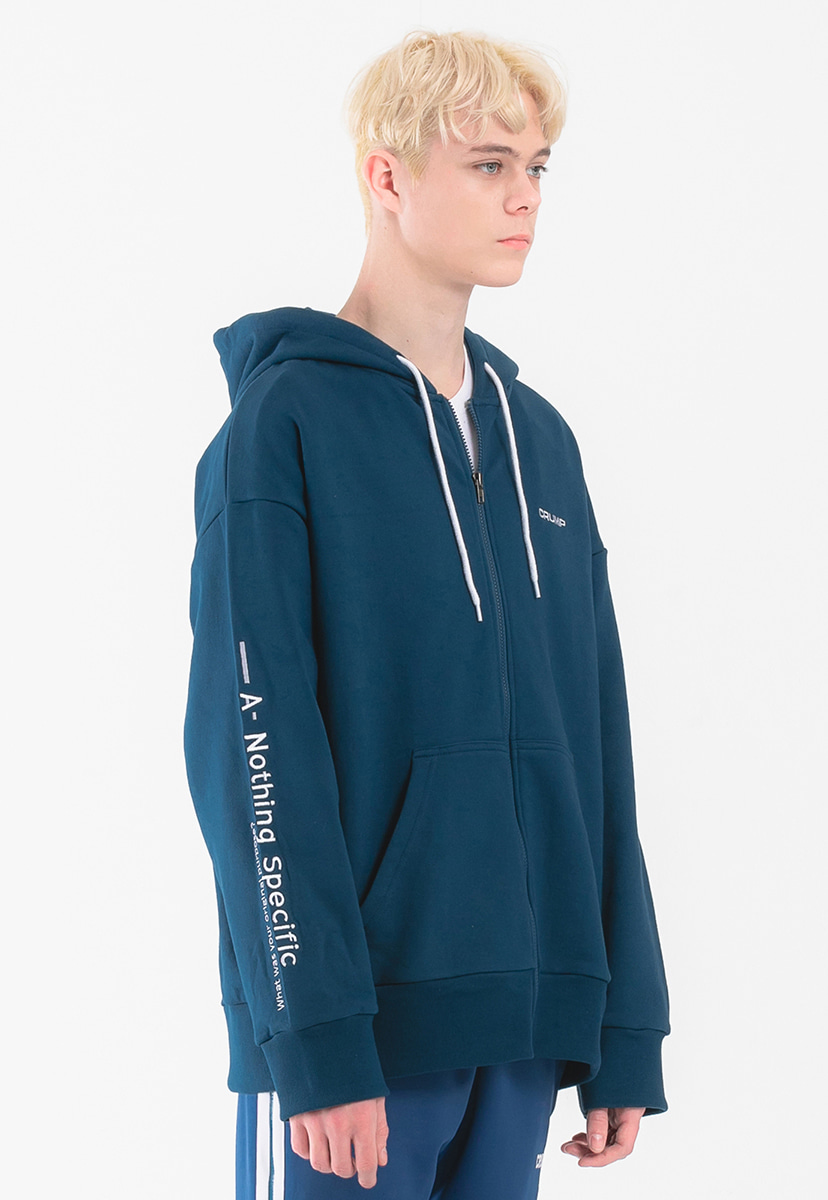 [크럼프] Crump terry hoodie zip-up (CT0182-2)