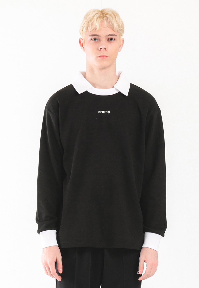 [크럼프] Crump collar long sleeves (CT0184)