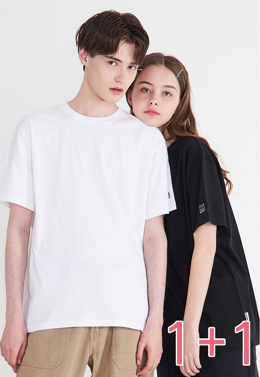 [SET] [크럼프] Crump standard cotton t-shirt (CT0211)