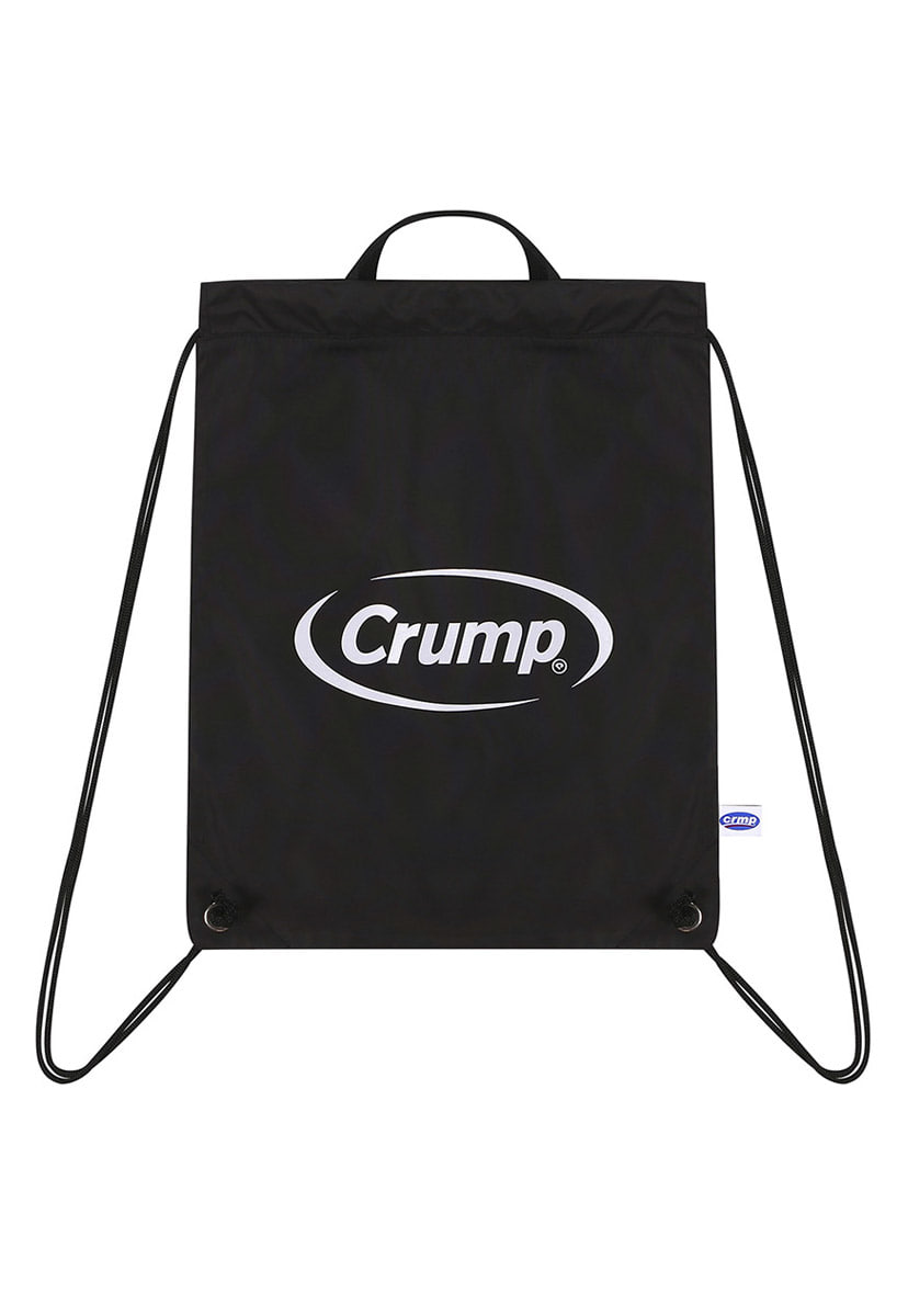 [크럼프] Crump logo gym sack (CA0034)