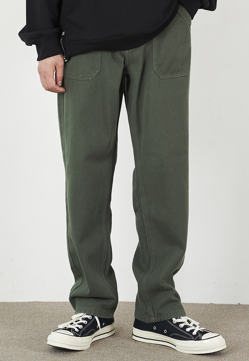 [크럼프] Crump cotton fatigue pants (CP0106-1)