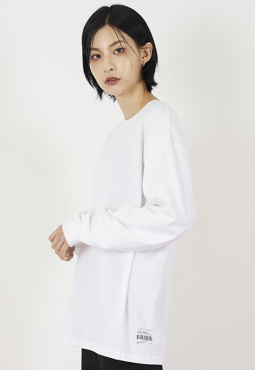 [크럼프] Crump overfit solid long sleeves (CT0218-1)