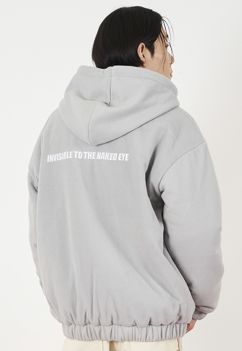 [크럼프] Crump overfit fleece hoodie zipup (CO0035-2)