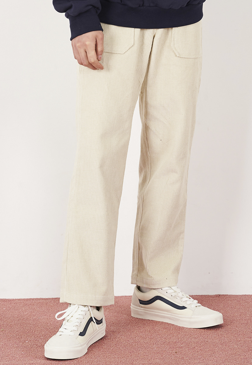 [크럼프] Crump coduroy fatigue pants (CP0103-2)