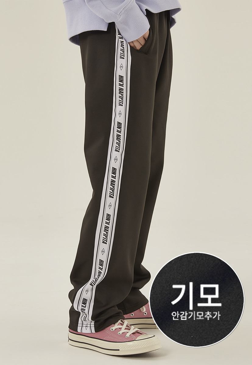 [크럼프] [기모] Crump invisible track pants (CP0120g)
