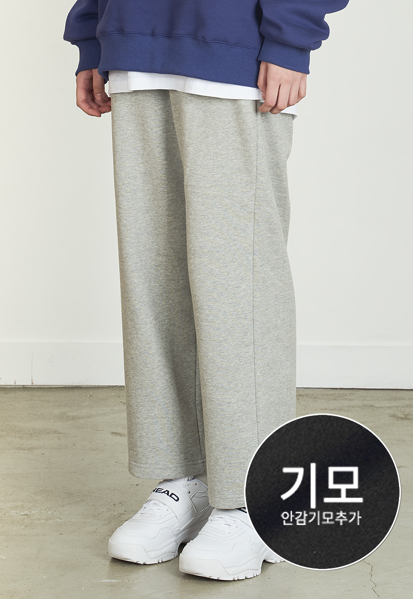 [크럼프][기모] Crump standard sweat pants (CP0121g-1)