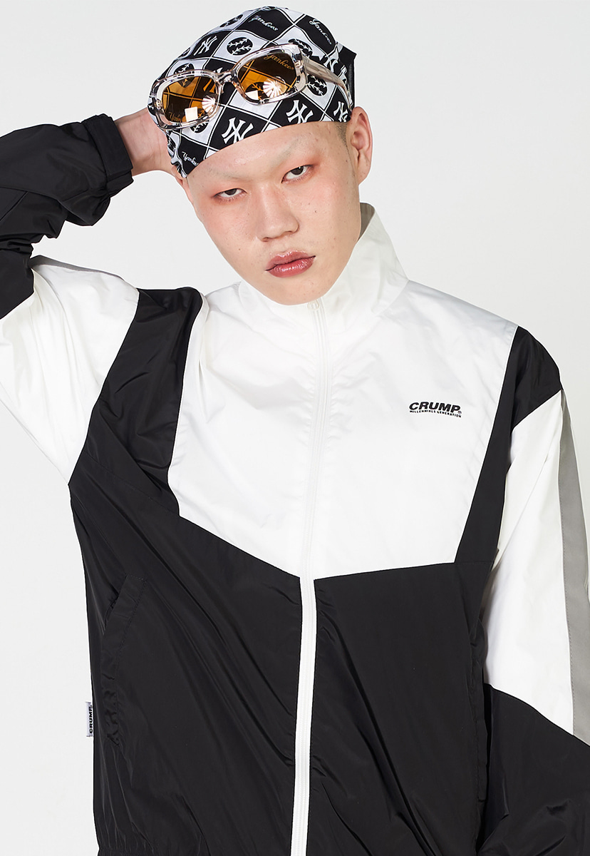 [크럼프] Crump new-tro line track jacket (CO0037)