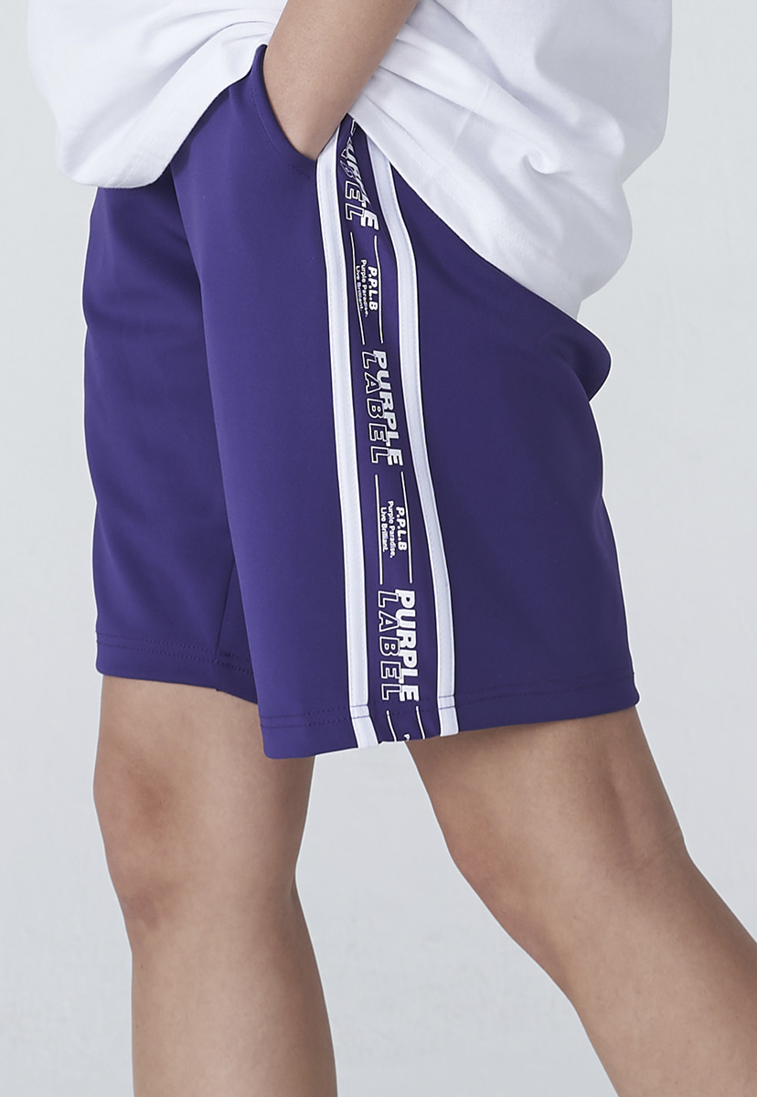 [퍼플라벨] Purple label PPLB track shorts (PP0006-1)