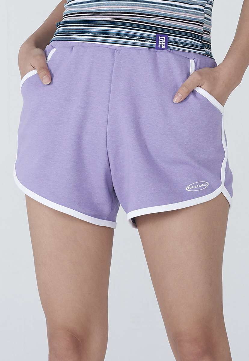 [퍼플라벨] Purple label s/logo dolphin shorts (PP0001-1)