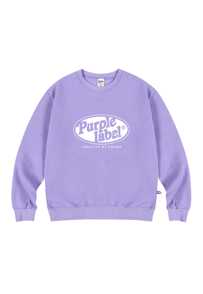 [퍼플라벨] Purple label Circle Line crewneck (PT0024-1)