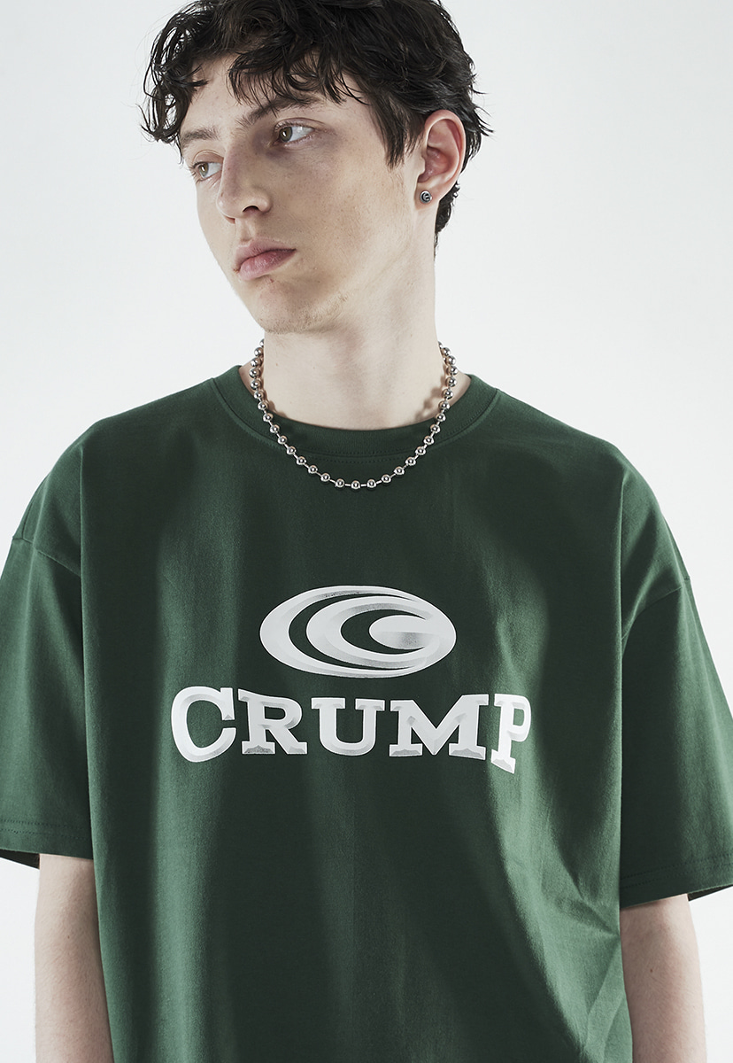 [크럼프] Crump 3D logo t-shirt (CT0259-1)