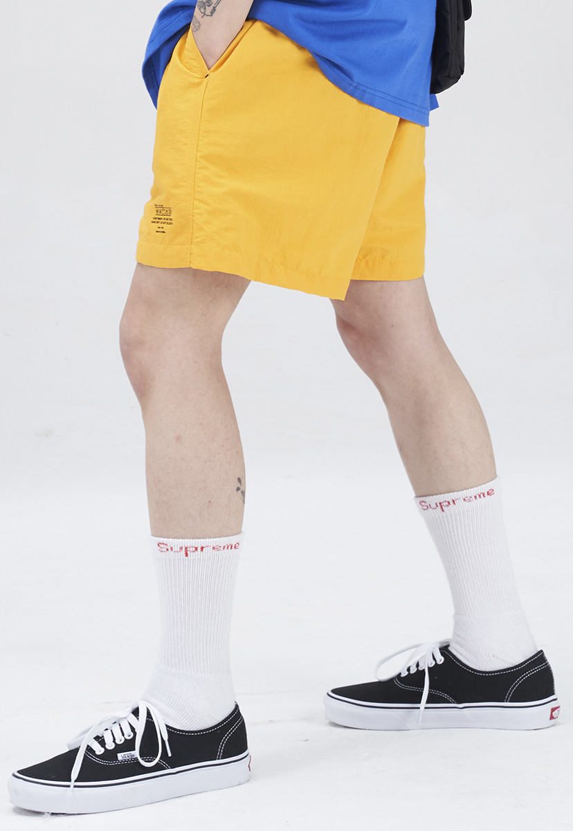 [크럼프] NYLON EASY BANDING SHORTS (CP0147-5)