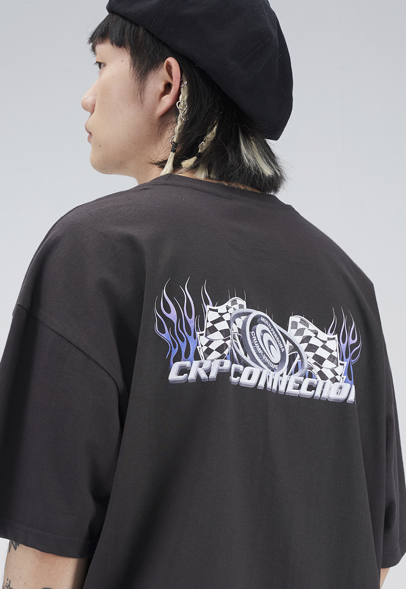[크럼프] CRP CONNECTION T-SHIRT (CT0270)