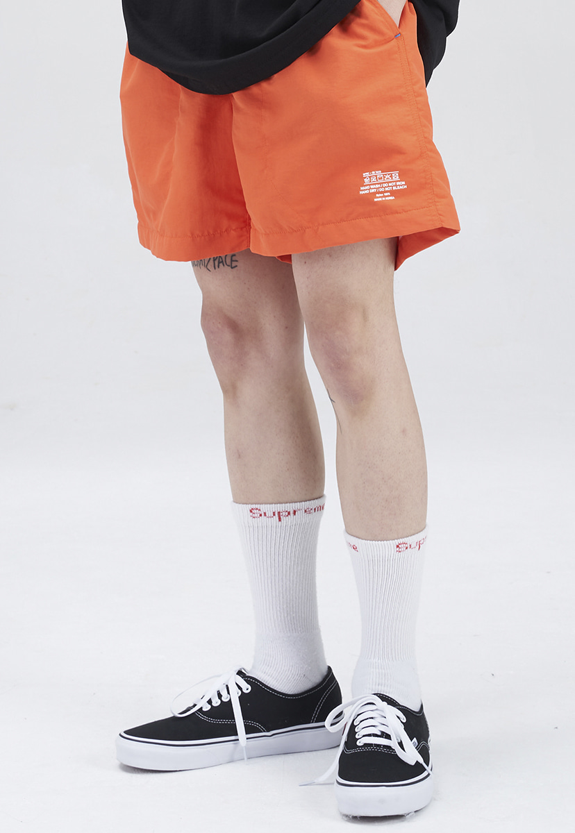 [크럼프] NYLON EASY SHORTS (CP0147-4)