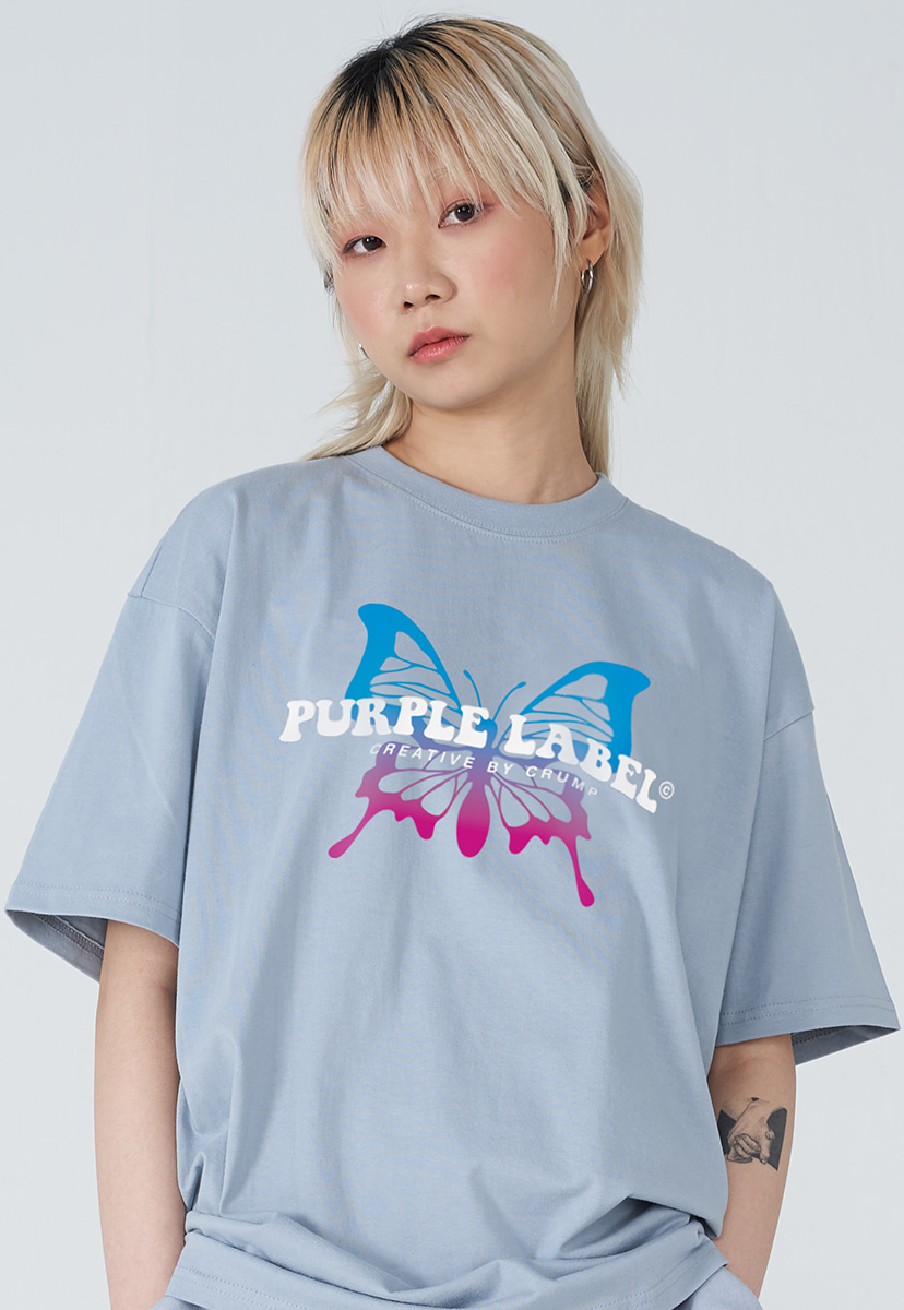 [퍼플라벨] PURPLE LABEL BUTTERFLY TEE (PT0033-1)