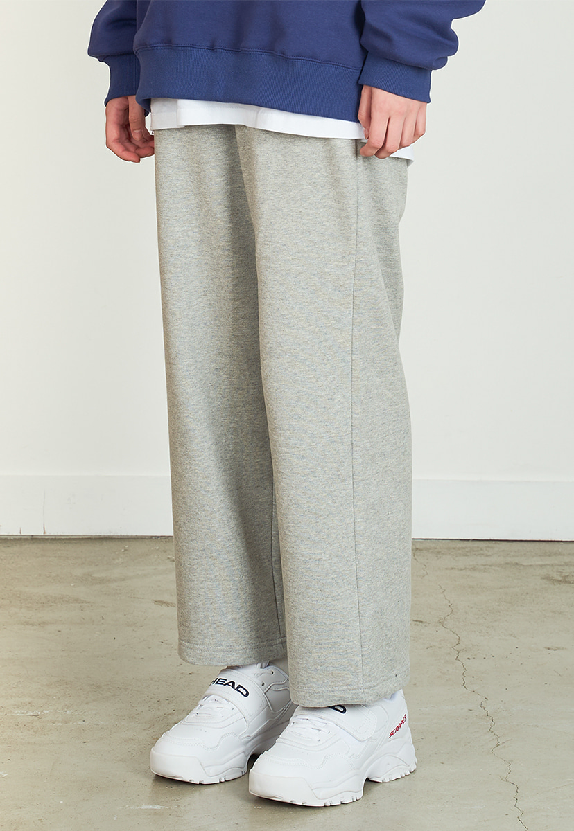 [펴플라벨] PURPLE LABEL STANDARD SWEAT PANTS (PP0010-1)