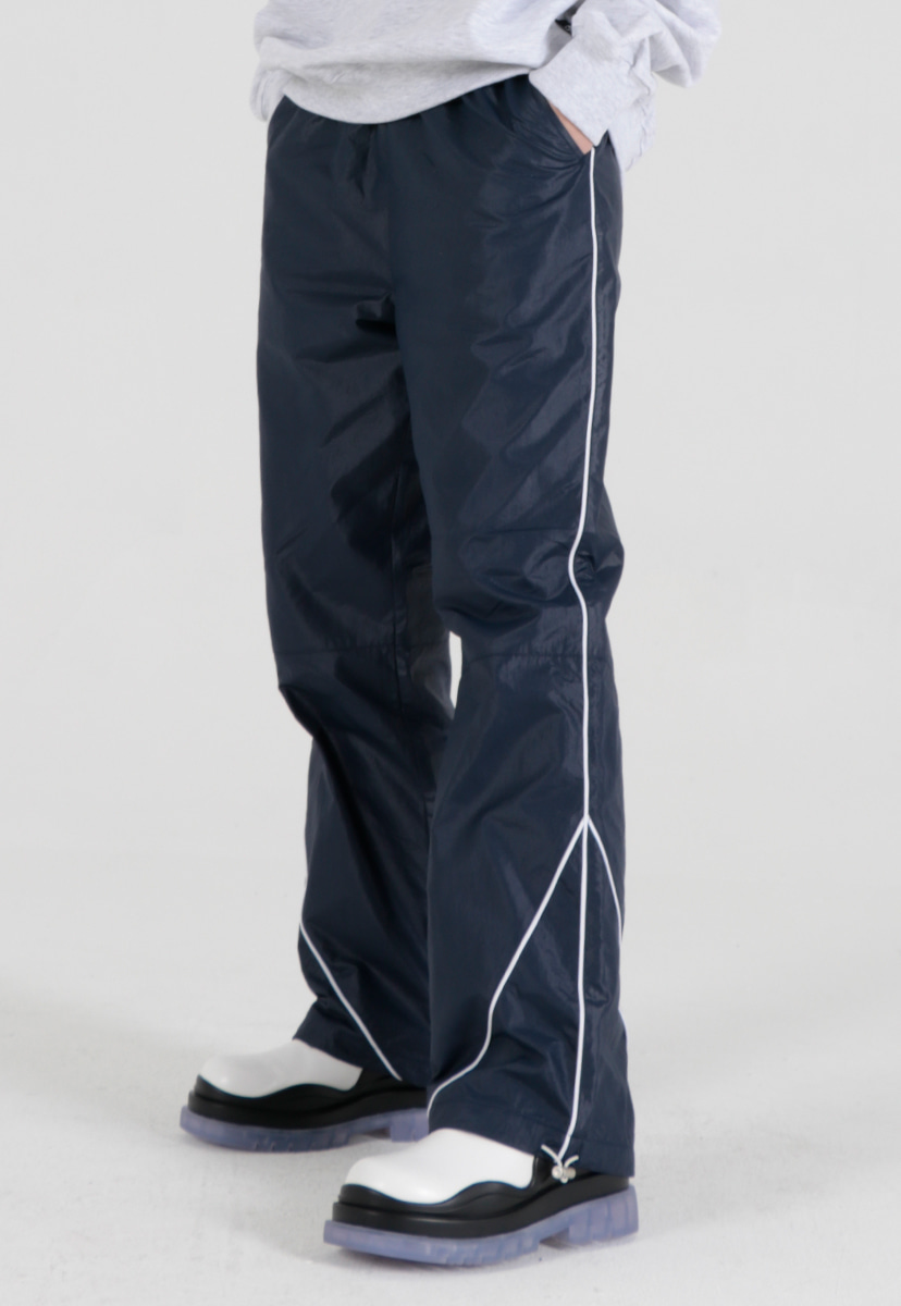 [퍼플라벨] polished coating string jogger pant (PP0018-1)
