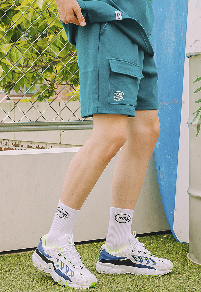[크럼프] Crump one pocket daily shorts (CP0094-1)