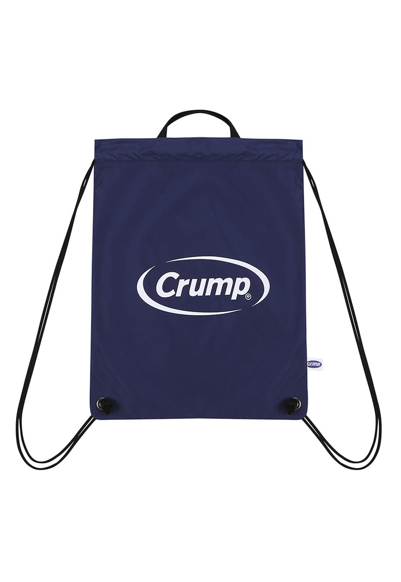 [크럼프] Crump logo gym sack (CA0034-1)