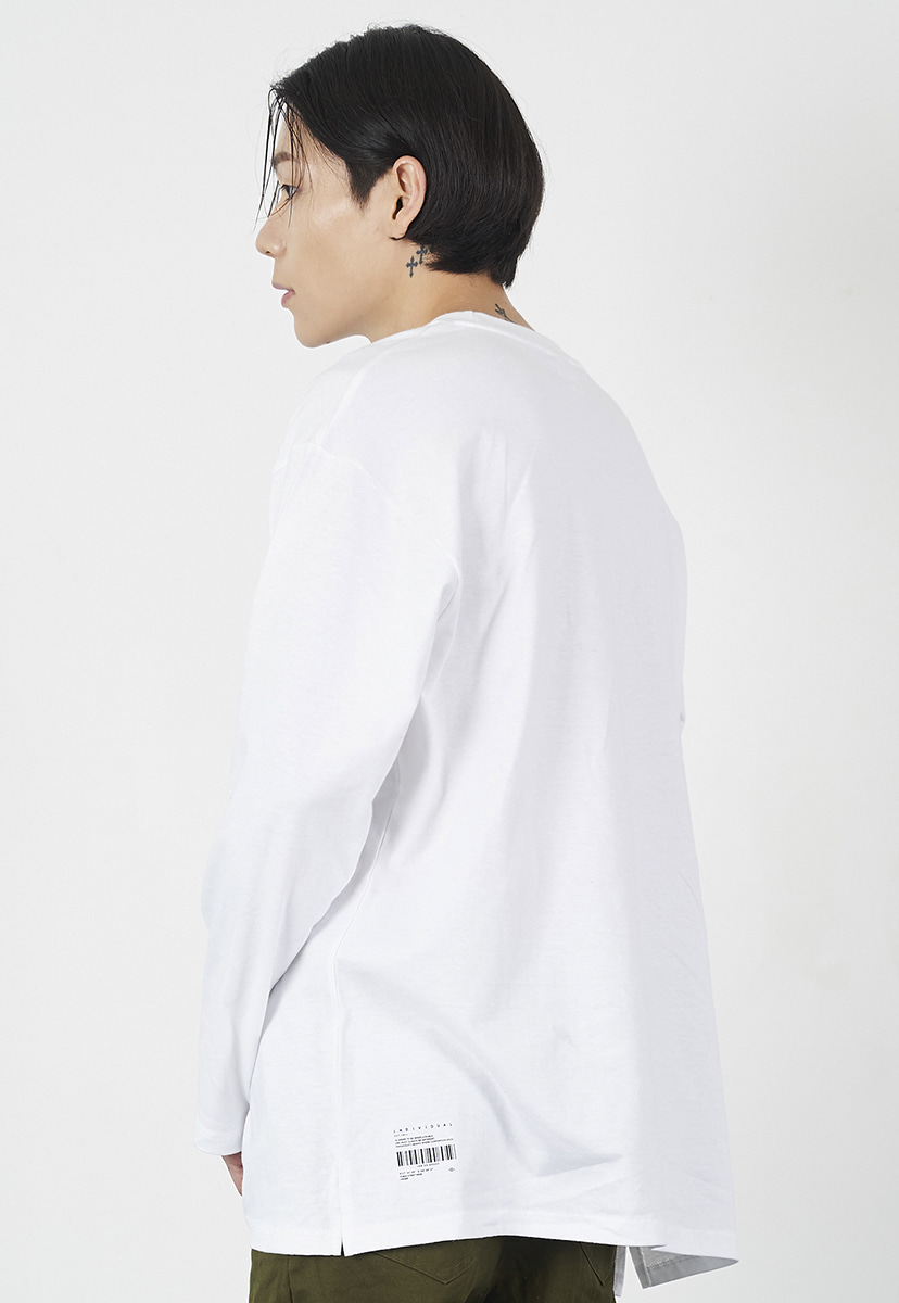 [크럼프] Crump overfit layed long sleeves (CT0219-1)
