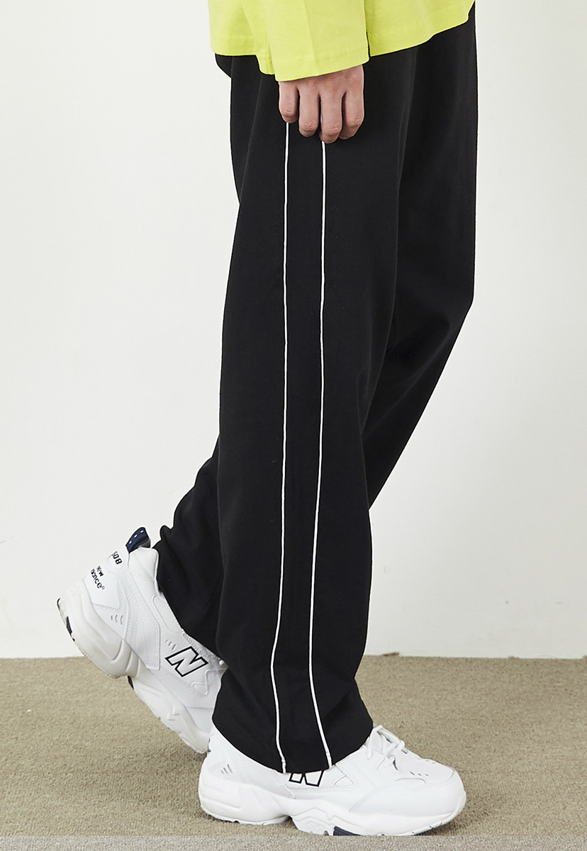 [크럼프] Crump piping track pants (CP0104)