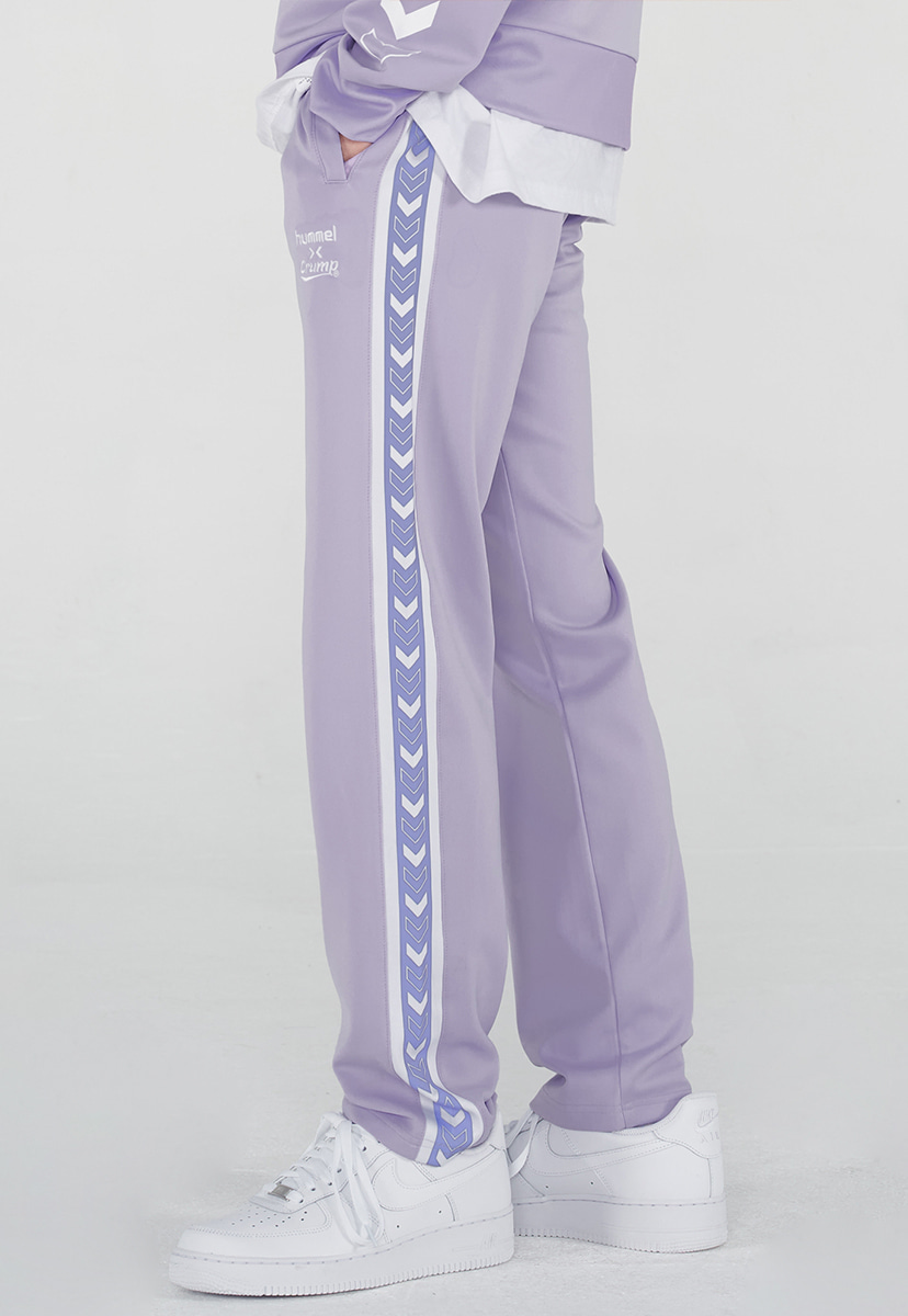 [험멜X 크럼프] newtro color chevron track pants (HP003)