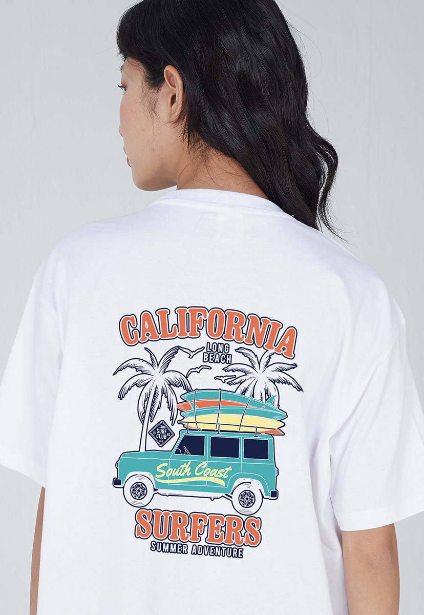 [퍼플라벨] PURPLE LABEL CALIFORNIA TEE (PT0031-2)