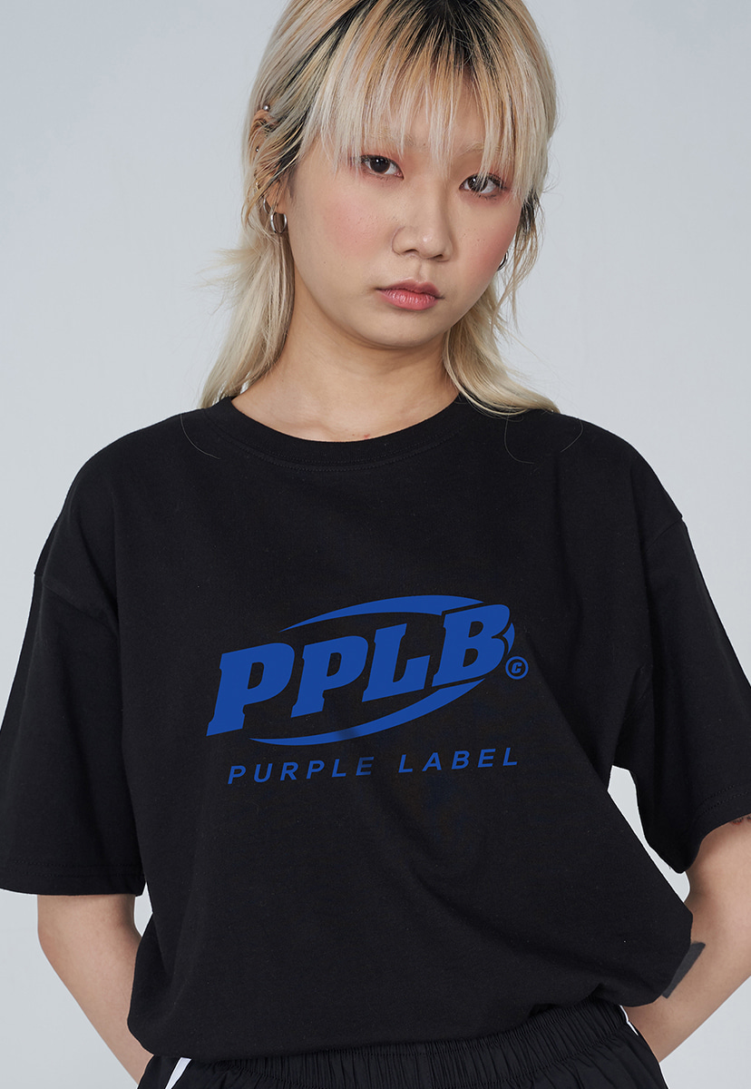 [퍼플라벨] PURPLE LABEL PPLB BIG LOGO TEE (PT0037)